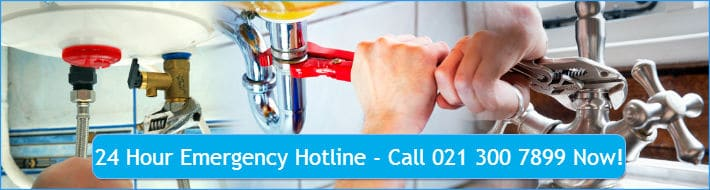 Thornton Plumber Services | T. 021 300 7899